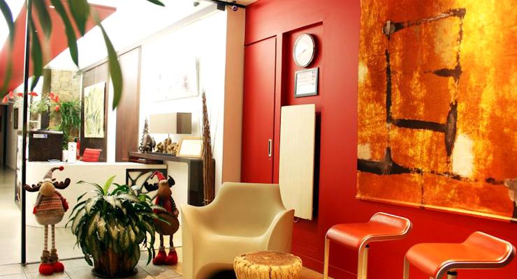Coordonnées contact Hôtel Astoria Nantes Centre