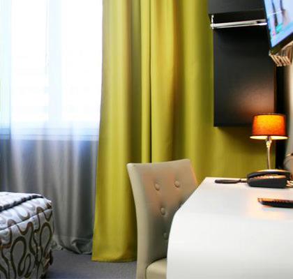 Les chambres d'Astoria Hôtel