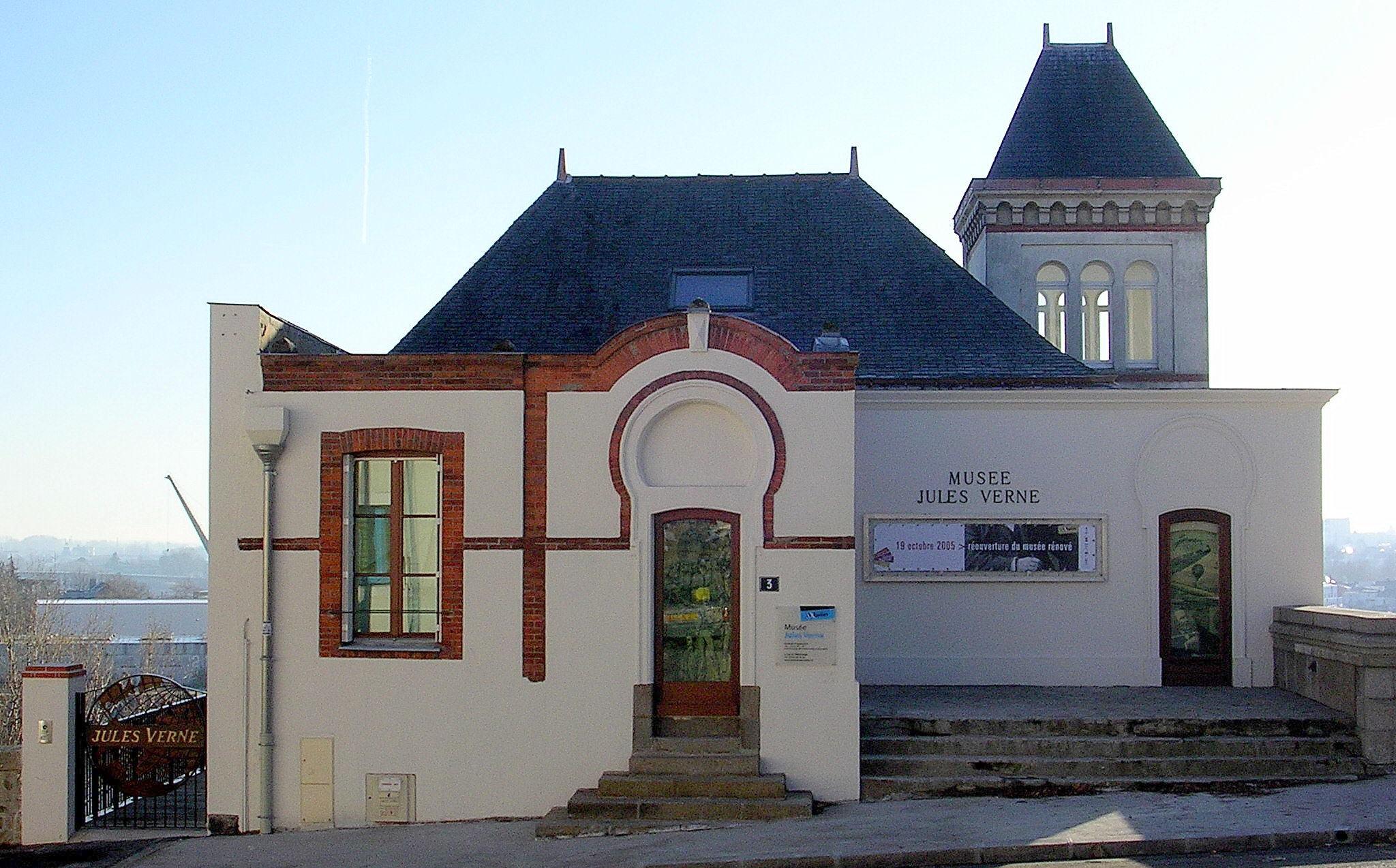 Musée Jules Verne Nantes