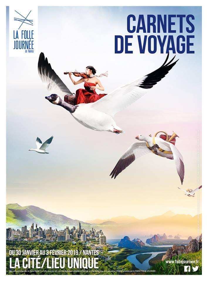 Festival La Folle Journée 2019 - Nantes