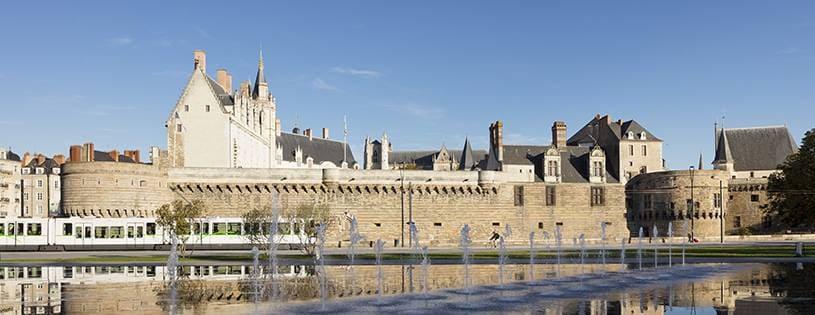 Château Ducs Bretagne