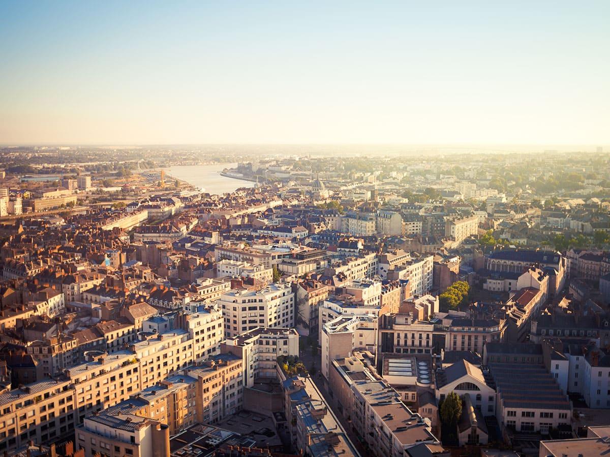 A visiter sur Nantes centre-ville